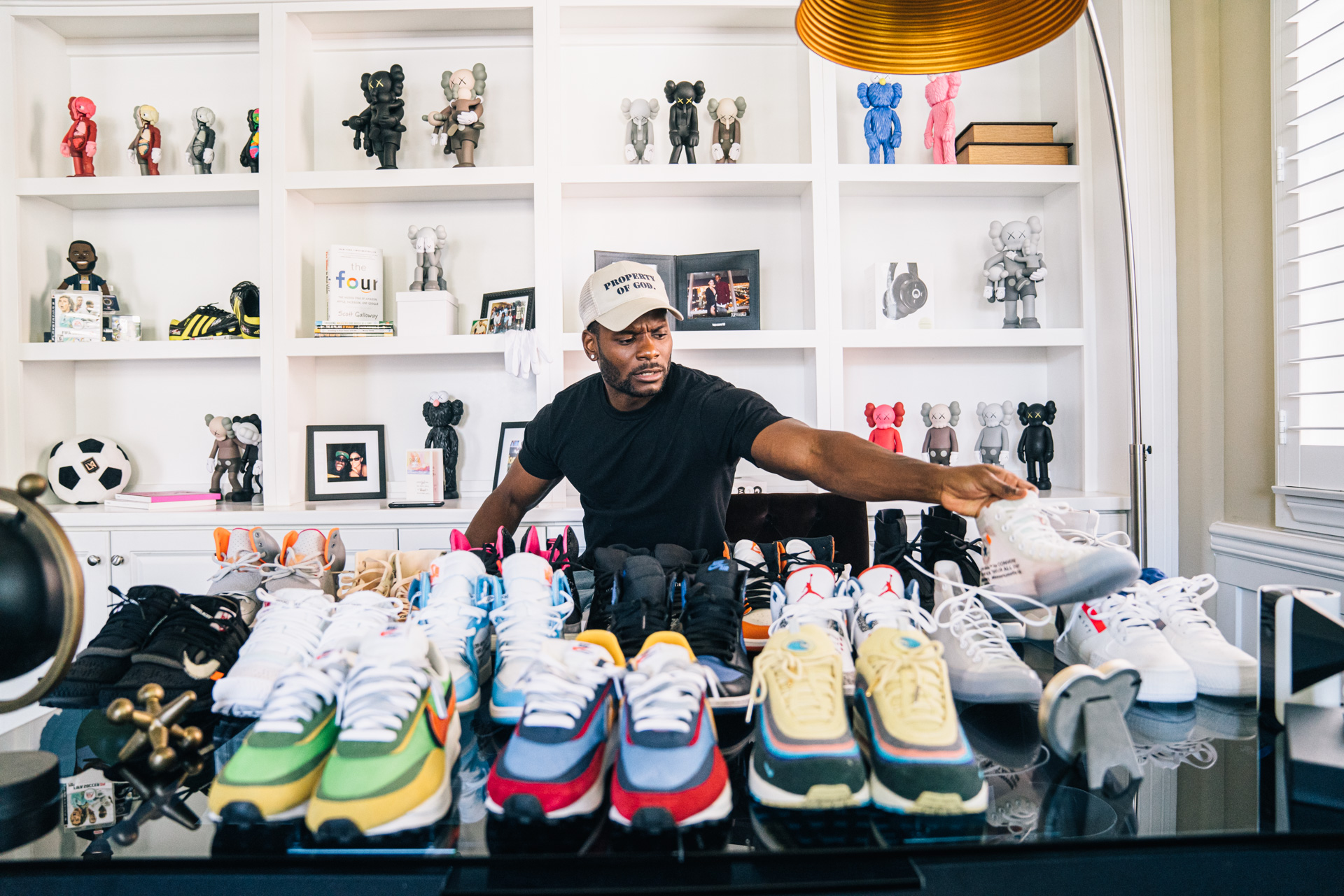 Kicks to the Pitch - Connecting Sneakers, Music, Fashion and
